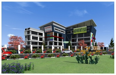 Proposed Re-development of Super Plaza, Surulere
